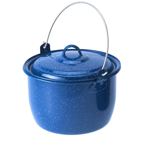 Gsi Outdoors 3 Quart Convex Kettle Image