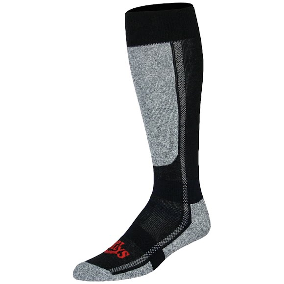 Hot Chillys Men's Classic Mid Volume Sock Image