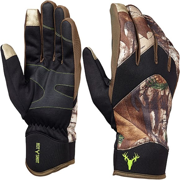Hot Shot Men's Vapor Gloves Image