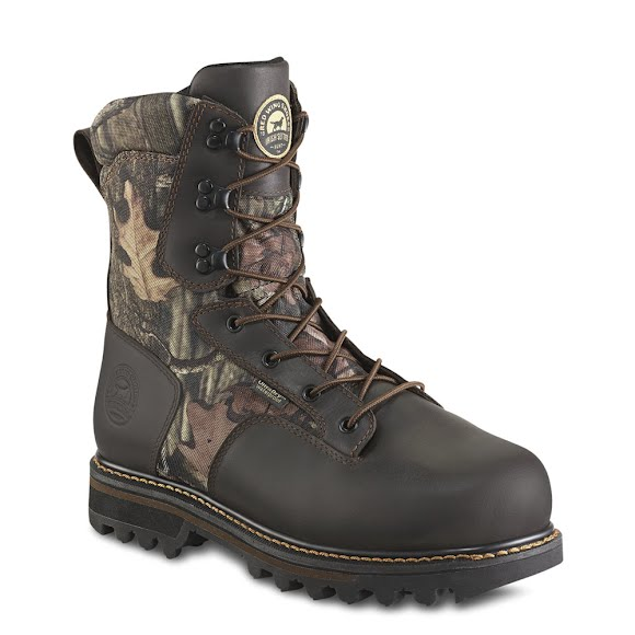 Irish Setter Men's Gunflint II 1000g Hunting Boot Image