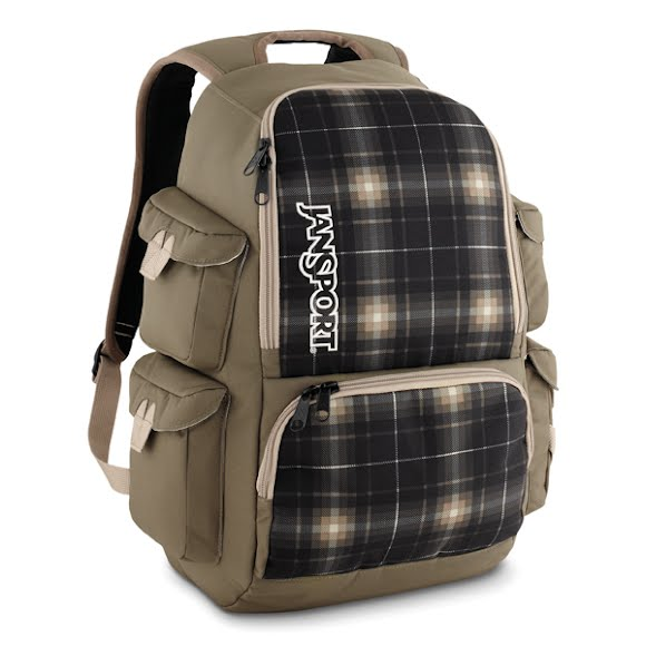 Jansport Bulldozer Daypack (2010) Image