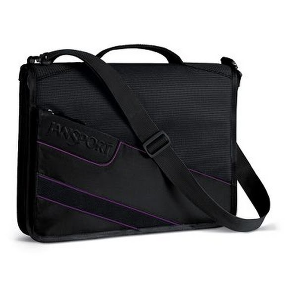Jansport First Class 15 Inch Messenger Bag Image