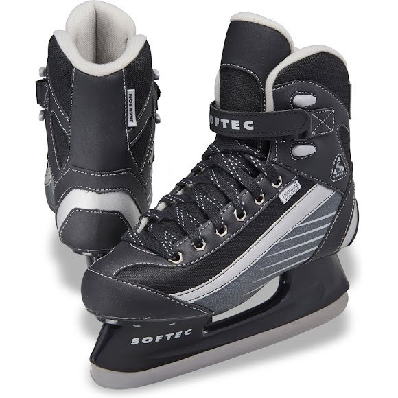 Jackson Ultima Boys Youth Softec Sport Hockey Skates Image