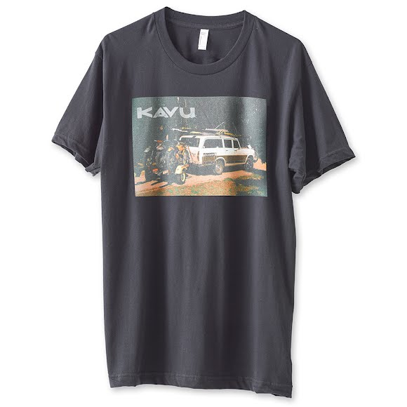 Kavu Men's Get Dirty Tee Image