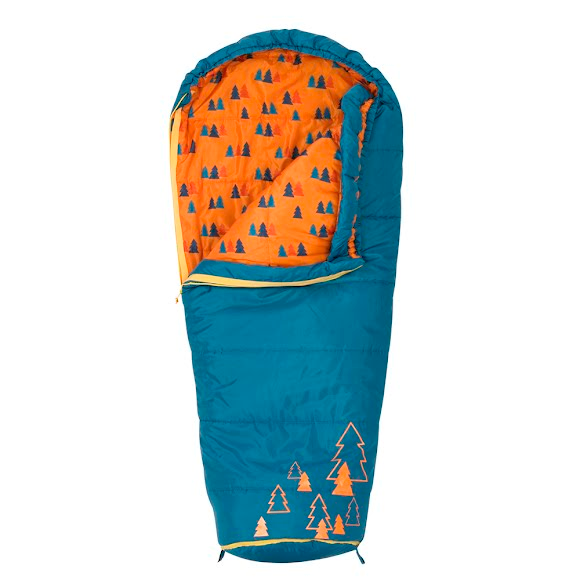 Kelty Boys Youth Big Dipper 30 Degree Sleeping Bag Image