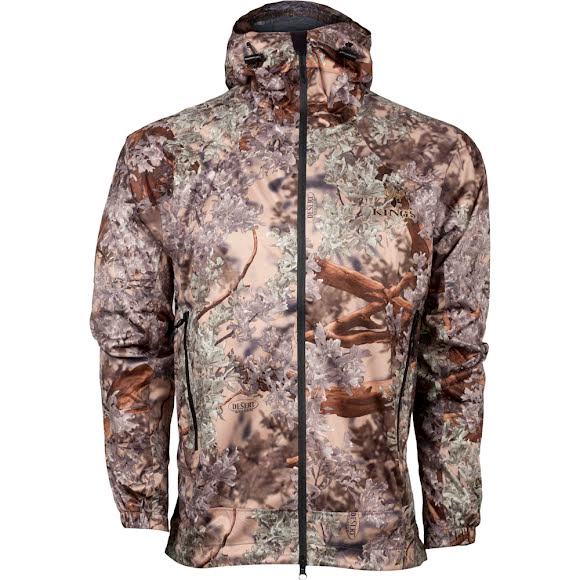 King's Camo Men's XKG Windstorm Rain Jacket (Extended Sizes) Image