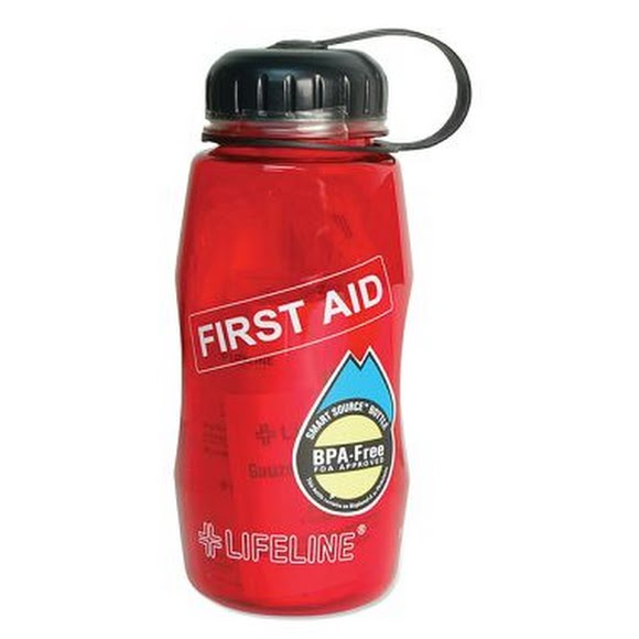 Lifeline First Aid in a Bottle Image