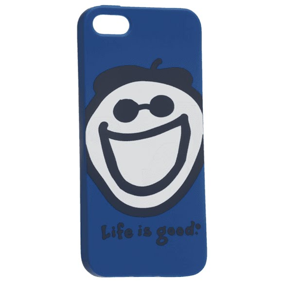 Life Is Good iPhone 5/5s Cover Image
