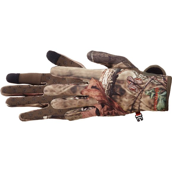 Manzella Men's Bow Ranger Touchtip Hunting Gloves Image