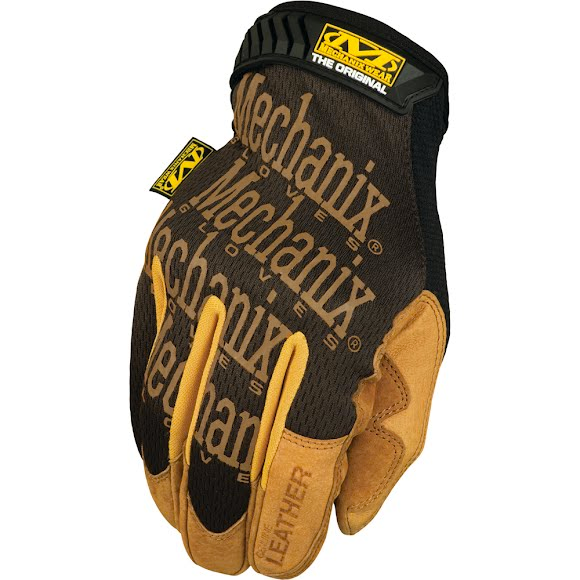 Mechanix Wear Men's DuraHide Original Leather Gloves Image