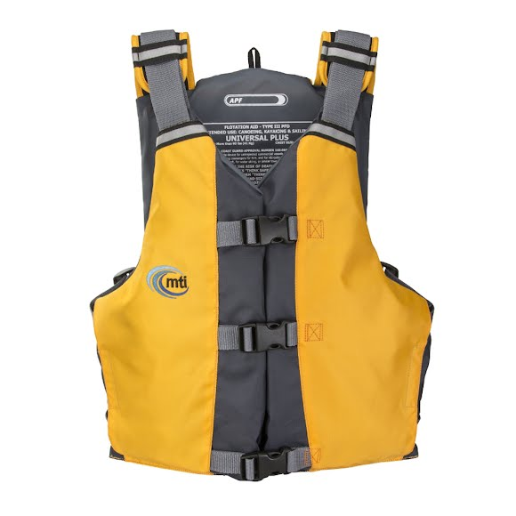 Mti Adventurewear APF Paddle Vest (Adults 90lbs and Up) Image