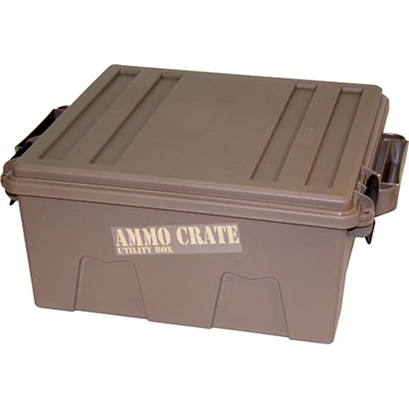 Mtm Case-gard Ammo Crate Utility Box ACR8 Image