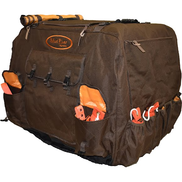 Mud River Dixie Insulated Kennel Cover (L-Extended) Image