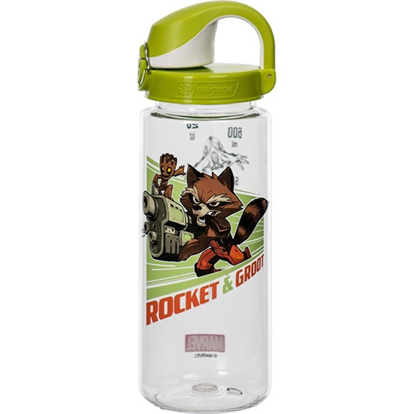 Nalgene Marvel 20oz On The Fly Bottle Image