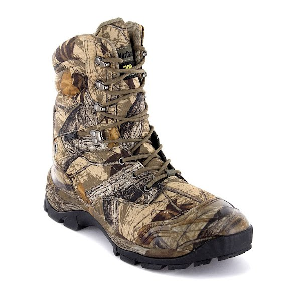 578c5ed9b8e Northside Men's Crossite 200 Insulated Waterproof Hunting Boots