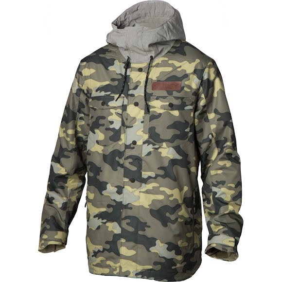 Oakley Men's Division Insulated Jacket Image