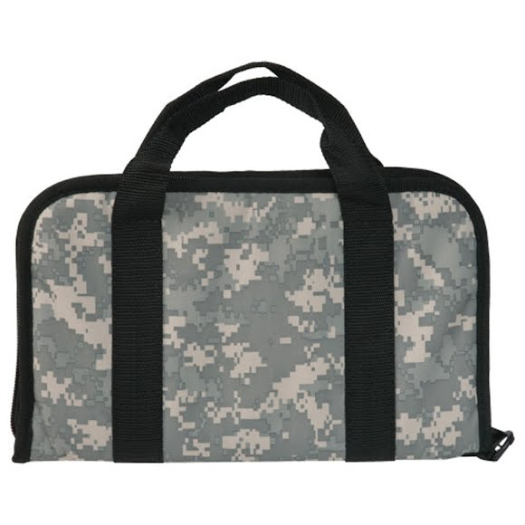 Outdoor Connection 11'' Tactical Pistol Case With Interior Pockets Image