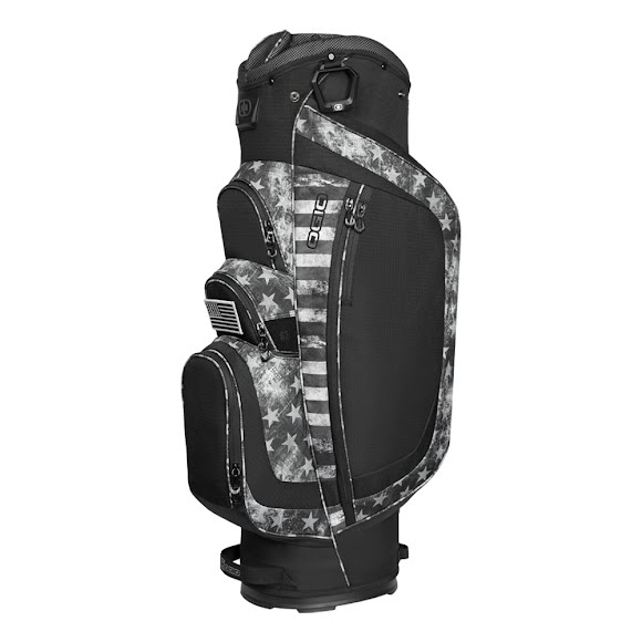 Ogio Black Ops Shredder Cart Bag Image
