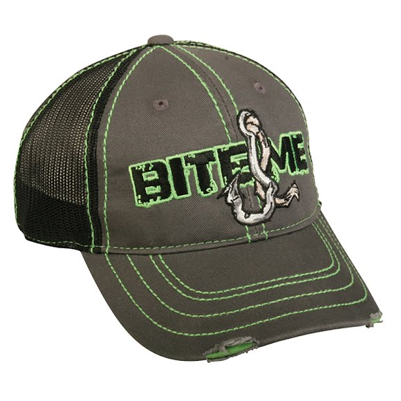 Outdoor Cap Bite Me Trucker Cap Image