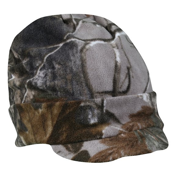 Outdoor Cap Camo Fleece Radar Beanie Image