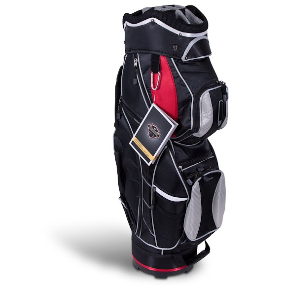 Pinemeadow Golf Courier Cart Bag Image