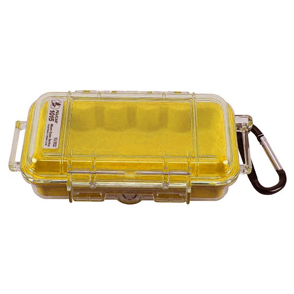 Pelican Products 1015 Micro Case Dry Box Image