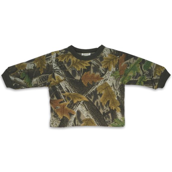 Master Sportsman Infant 'Lil Hunter Long Sleeve Shirt Image