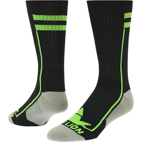 Red Lion Apex Hiker Crew Socks Image