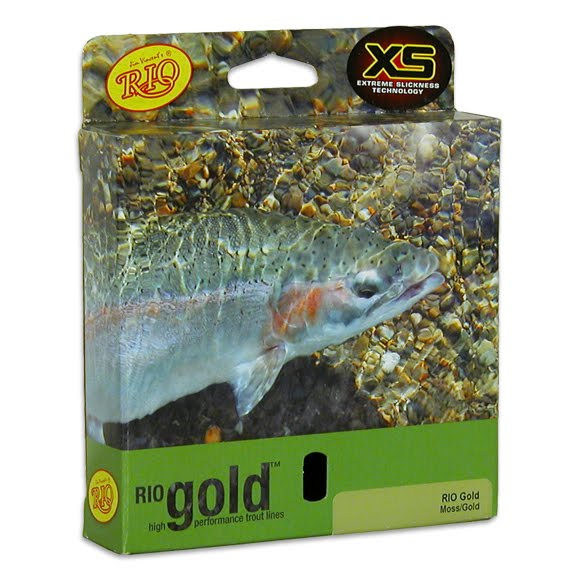 Rio Gold Floating Fly Line (WF4F) Image