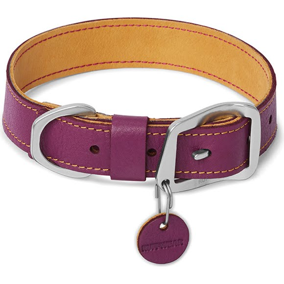 Ruff Wear Frisco Leather Collar Image