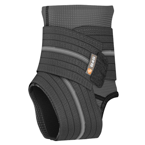 Shock Doctor Ankle Sleeve with Compression Wrap Support Image