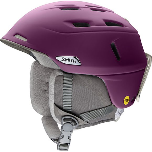Smith Women's Compass MIPS Snow Helmet Image