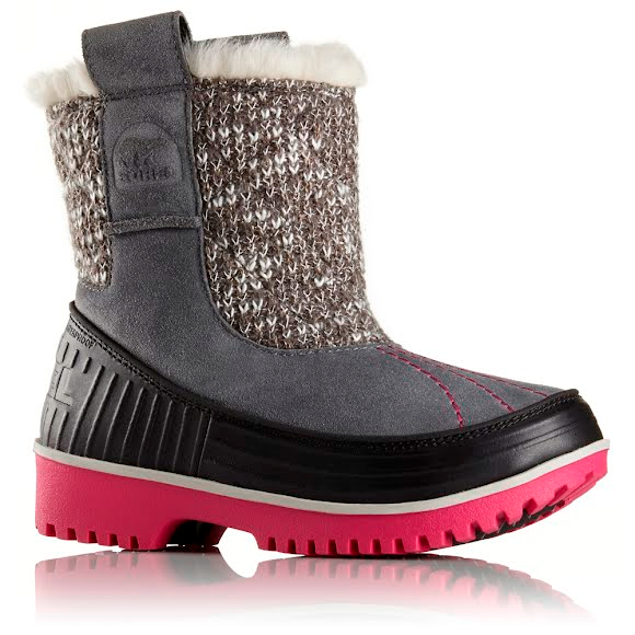 Sorel Youth Tivoli II Pull-On Winter Boots Image