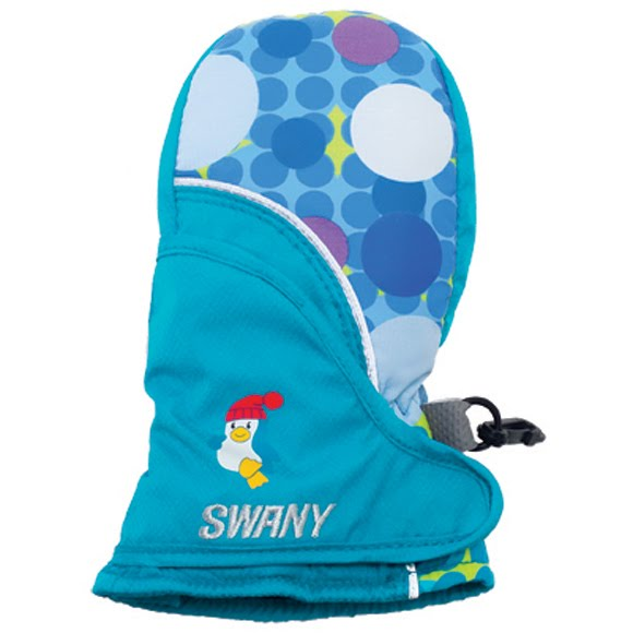Swany Youth  Toddler Zap Print Mitten Image