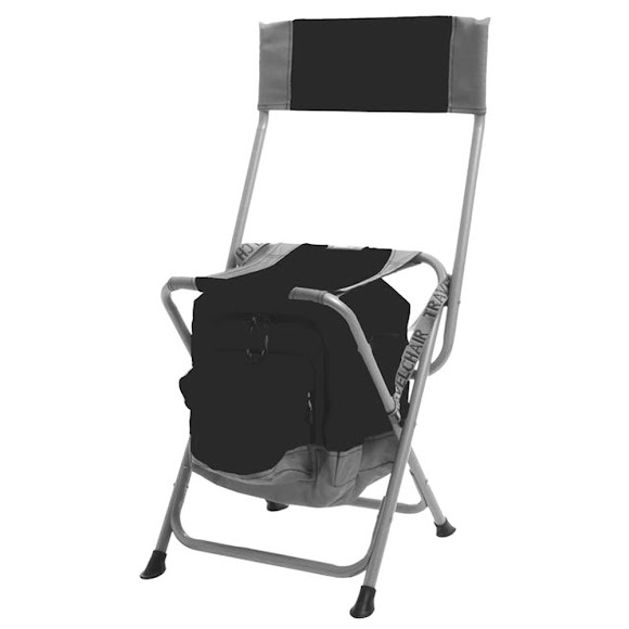 Travel Chair Anywhere Chair with Cooler Image