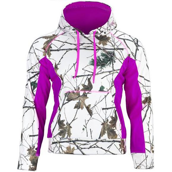 Trail Crest Women's XRG Soft Shell Hoody Image