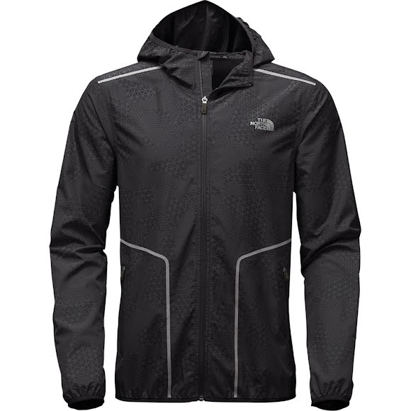 The North Face Men's Ampere Wind Trainer Jacket Image