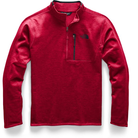 The North Face Men's Canyonlands 1/2 Zip (Tall Sizes) Image