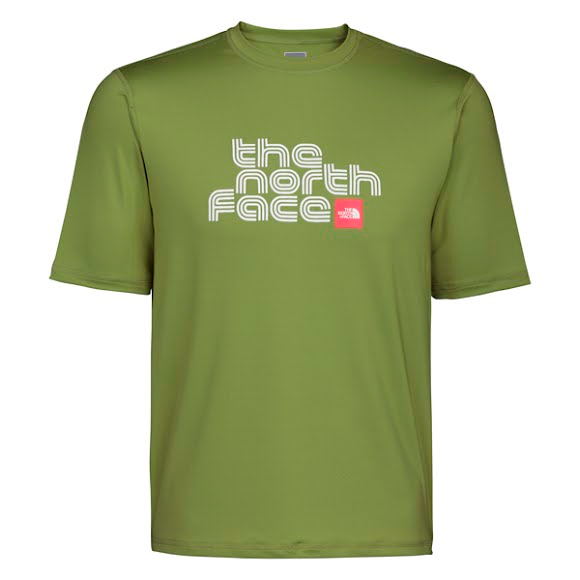 The North Face Mens Class V Printed Watershirt Image