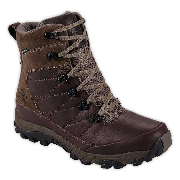 The North Face Men's Chilkat Leather Insulated Boots Image