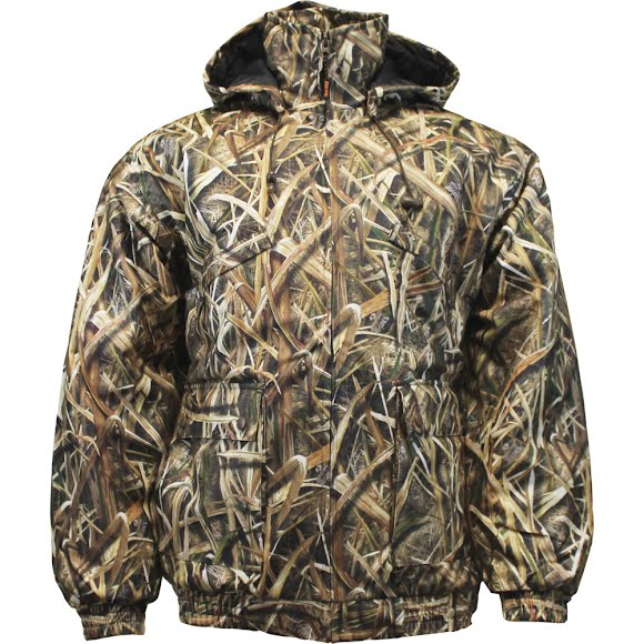 Trail Crest Men's Evolton Insulated Tanker Jacket Image