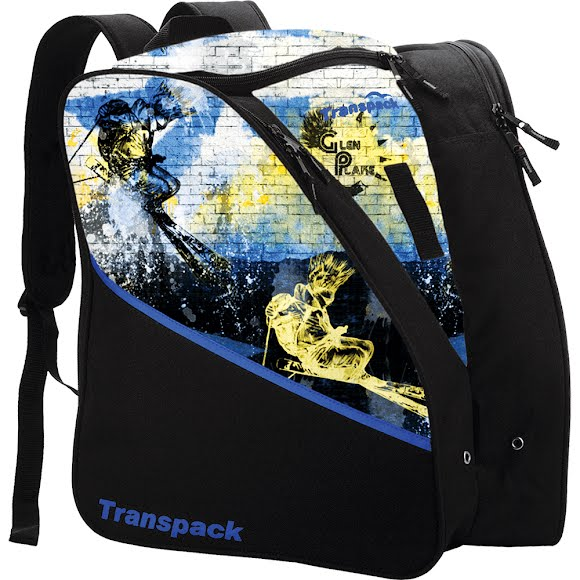 Transpack Edge Junior Print Boot Bag Image