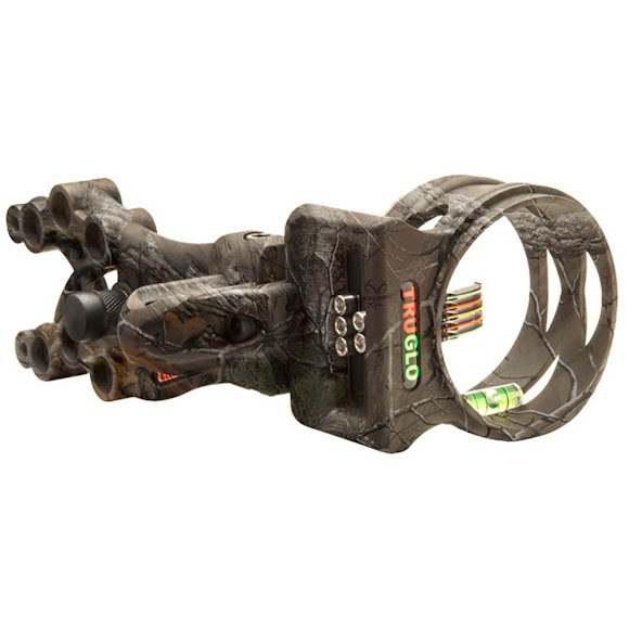 Tru Glo Carbon XS Xtreme 5 Pin Bow Sight Image