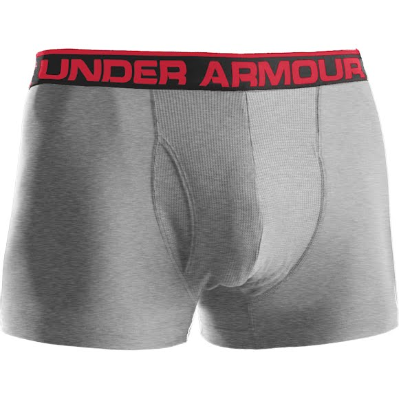 Under Armour Mens The Original 3 Inch Boxerjock Boxer Briefs Image
