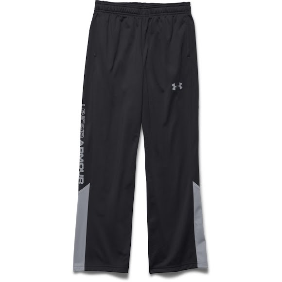 Under Armour Boys Youth UA Brawler Warm-Up Pants Image