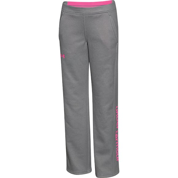 Under Armour Girls' Youth UA Storm Armour Fleece Pant Image