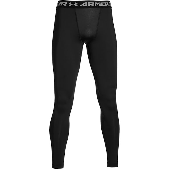 Under Armour Men's UA ColdGear Armour Compression Leggings Image