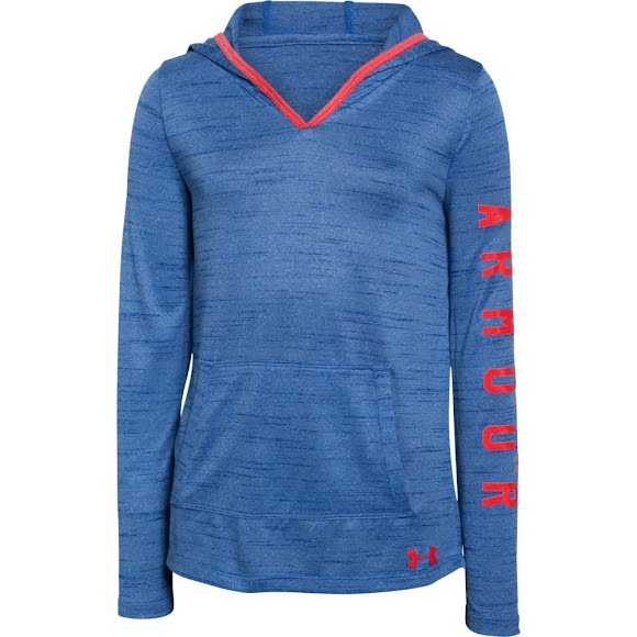 Under Armour Girl's Youth  UA Tech Hoodie Image
