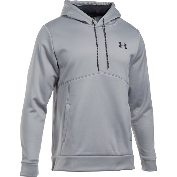 Under Armour Men's Armour Fleece Storm Icon Hoodie Image