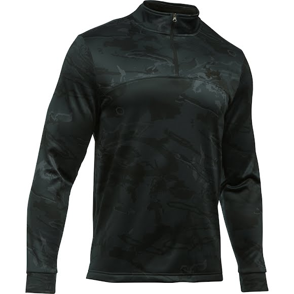 Under Armour Men's UA Storm Icon Camo 1/4 Zip Image